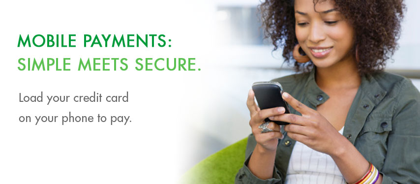 Mobile Payments: Simple Meets Secure.